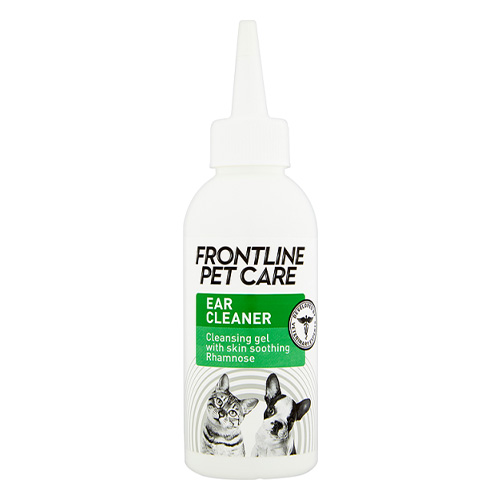 Frontline Pet Care Ear Cleaner for Pet Hygiene