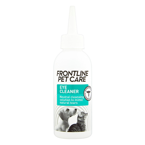 Frontline Pet Care Eye Cleaner for Pet Hygiene