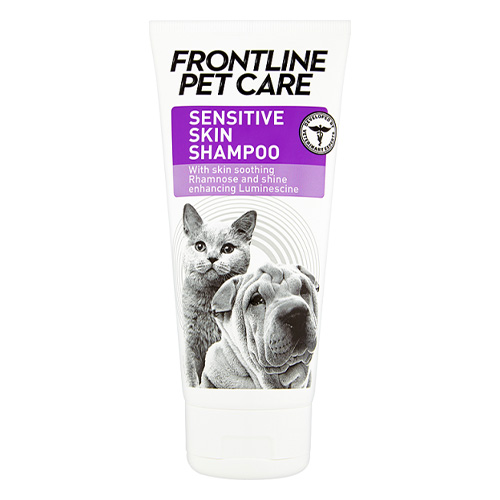 Frontline Pet Care Sensitive Skin Shampoo for Dog Supplies