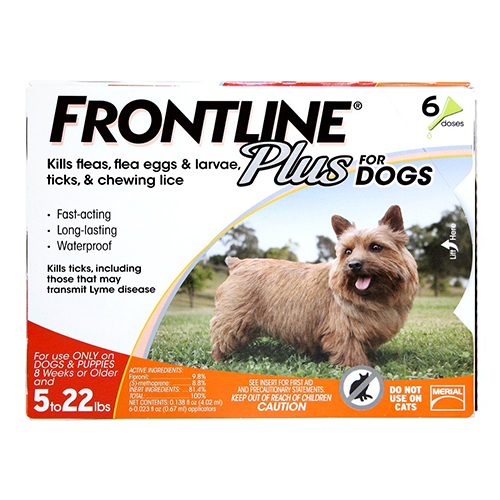 Frontline Plus for Dog Supplies