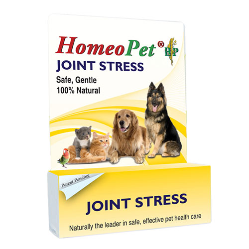 Joint Stress for Homeopathic Supplies