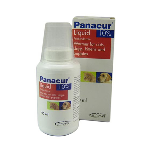 Panacur Oral Suspension for Dog Supplies