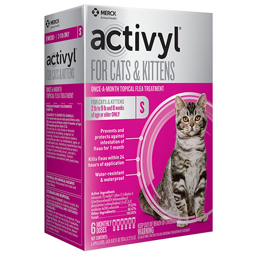 Activyl for Cat Supplies