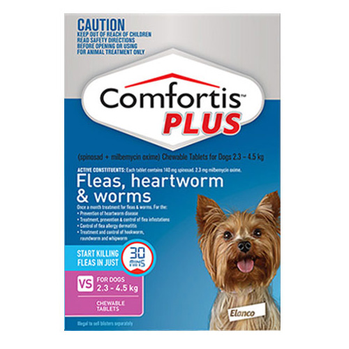 Comfortis Plus for Dog Supplies