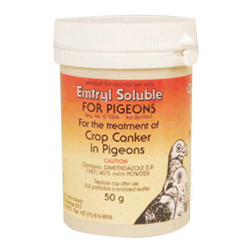 Emtryl Soluble Powder for Bird Supplies