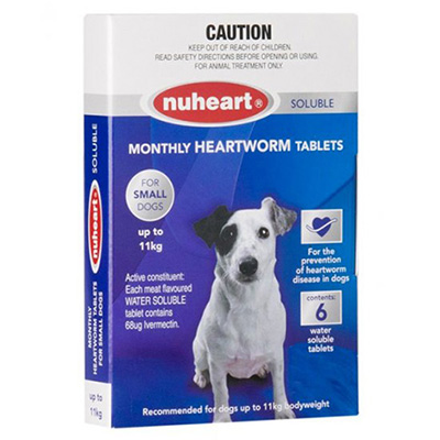 Nuheart Generic Heartgard for Dog Supplies