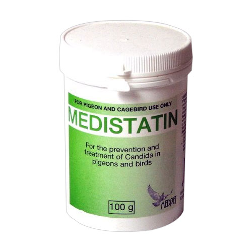 Medistatin for Bird Supplies