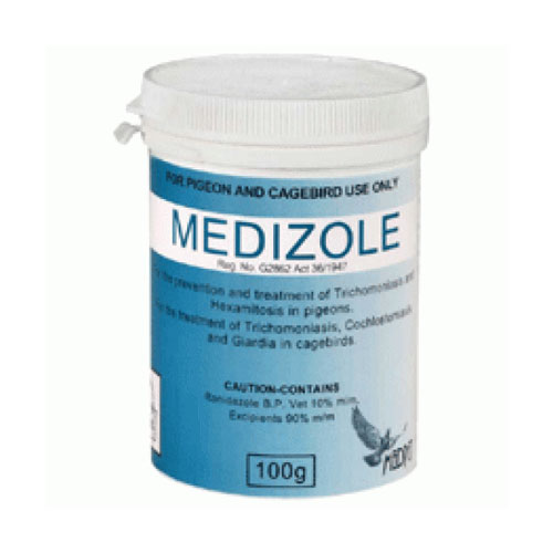 Medizole for Bird Supplies